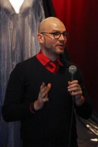 Maximilien Durand, directeur du Musée des Tissus et des Arts décoratifs