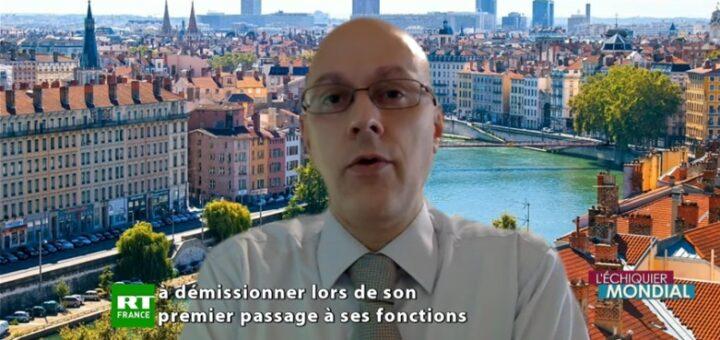 Arnaud Nanta, directeur de recherche au CNRS et directeur-adjoint de l'IAO, est intervenu dans l'émission de géopolitique L'Échiquier Mondial