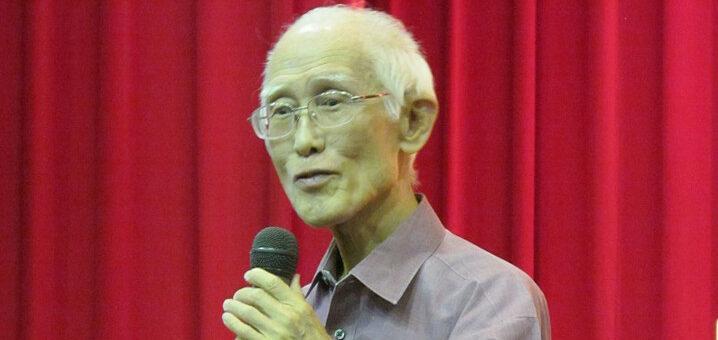 Yu Kwang-chung in 2011 © Wikipedia