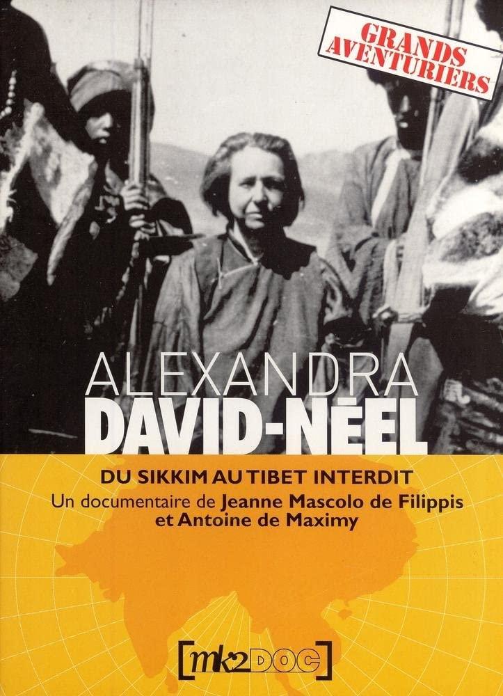 Alexandra David-Néel, Du Sikkim au Tibet interdit,